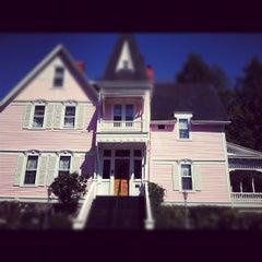 Photo taken at Cedar Crest Inn by Becca F. on 3/26/2012