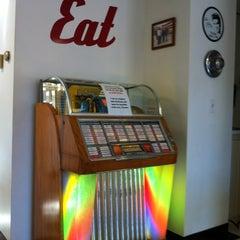 Photo taken at Retro Burger by Lisa M. on 7/9/2012