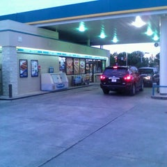 Photo taken at VALERO CORNER STORE by Brenda M. on 4/17/2012