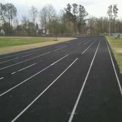 Photo taken at Manning Track by David B. on 3/20/2012