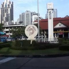 Photo taken at โรงเรียนวัฒนาวิทยาลัย (Wattana Wittaya Academy) by Jinjutha T. on 6/4/2012