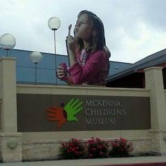 Photo taken at McKenna Children's Museum by Amy S. on 4/14/2012