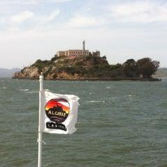 Photo taken at Alcatraz Cruises by C D. on 5/3/2012