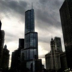 Photo taken at Trump International Hotel & Tower Chicago by David N. on 4/20/2012