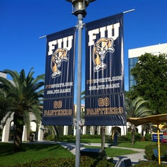 Photo taken at Florida International University by Bill H. on 6/13/2012