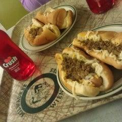 Photo taken at Milwaukee Wiener House by Alyssa W. on 3/20/2012