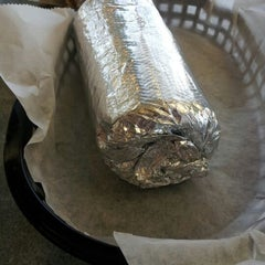Photo taken at Freebirds World Burrito by Andrew T. on 3/5/2012