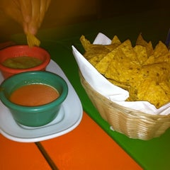 Photo taken at Restaurante La Herradura by Ricardo on 8/2/2012