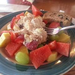 Photo taken at Cobblestone Café by Lisa S. on 8/25/2012