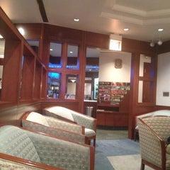 Photo taken at Korean Air Lounge by Christian G. on 8/11/2012