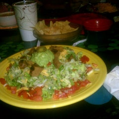 Photo taken at Rio Grande Mexican by Maria F. on 6/30/2012