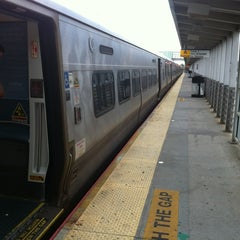Photo taken at LIRR - Ronkonkoma Station by Daniel M. on 6/10/2012