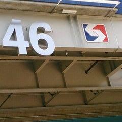 Photo taken at SEPTA: MFL 46th Street Station by Tanya S. on 6/8/2012