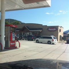 Photo taken at Kum & Go by Tammy H. on 8/31/2012