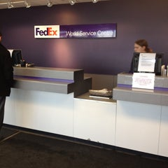 Photo taken at Fedex World Service Centre by Bethany M. on 3/7/2012