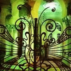 Photo taken at Castelinho do Flamengo by Daniela N. on 3/22/2012