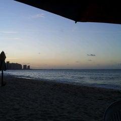 Photo taken at Barraca do Joca by Jade N. on 3/8/2012