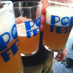 Photo taken at Rock Bottom Brewery by Sandeep C. on 7/7/2012