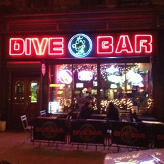 Photo taken at Dive Bar by Justin on 4/6/2012