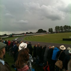 Photo taken at Goodwood Motor Racing Circuit by Tom L. on 9/18/2011