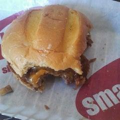 Photo taken at Smashburger by Kara W. on 9/11/2011
