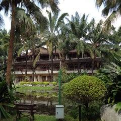 Photo taken at Felix River Kwai Resort (โรงแรมเฟลิกซ์ ริเวอร์แคว รีสอร์ท) by นายสุรวุฒิ ส. on 2/6/2012