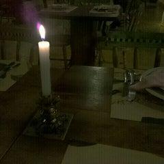 Photo taken at Restaurante Sal da Terra by Richard F. on 5/12/2012