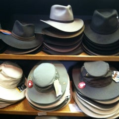 Photo taken at Berkeley Hat Company by Ira S. on 7/10/2011
