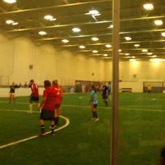 Photo taken at Uihlein Soccer Park by Andy R. on 6/21/2012
