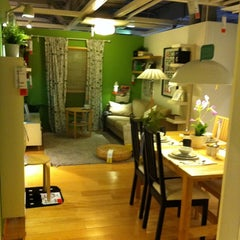 Photo taken at IKEA 宜家家居 by Ada Chan T. on 5/17/2012