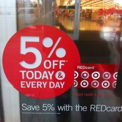 Photo taken at Target by Sara S. on 8/7/2011
