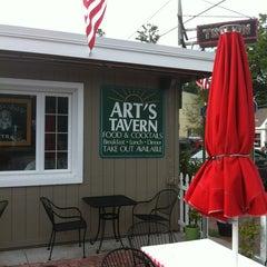 Photo taken at Art's Tavern by Bryan B. on 8/24/2012