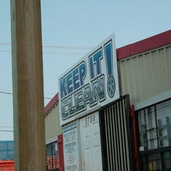 Photo taken at Keep It Clean Car Wash by Lowell K. on 6/5/2011
