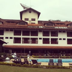 Photo taken at Hotel Alpino by Michelle on 7/7/2012