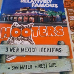 Photo taken at Hooters by Desiree R. on 12/24/2011