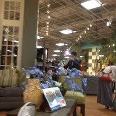 Photo taken at Bob's Discount Furniture by Chris C. on 4/21/2012