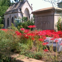 Photo taken at Oakland Cemetery by Chad E. on 9/15/2011