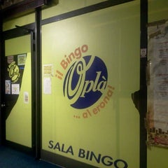 Photo taken at Bingo Verona by Roberto on 11/13/2011