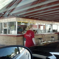 Photo taken at Big Star Drive-In by Diana P. on 7/7/2012