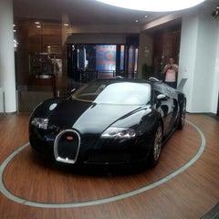 Photo taken at Bugatti | Automobil Forum Unter den Linden by Melanie Z. on 8/6/2012