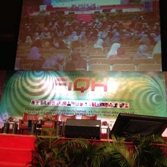 Photo taken at Dewan Merdeka PWTC by Sasha S. on 2/19/2012