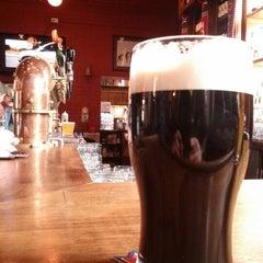 Photo taken at Brazen Head Irish Pub by Matt S. on 4/28/2012
