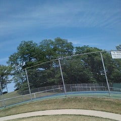 Photo taken at Wisconsin Dells High School Tennis Courts by Corbach T. on 6/17/2012
