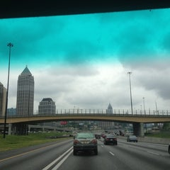 Photo taken at Atlanta, GA by Cheryl P. on 3/31/2012