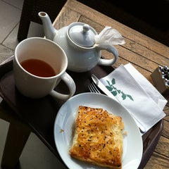 Photo taken at Starbucks by Egecan K. on 6/8/2012