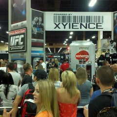 Photo taken at UFC Fan Expo by Billy Z. on 7/6/2012