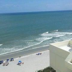 Photo taken at SeaSide Resort by Nathan R. on 6/15/2012