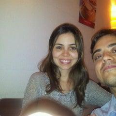 Photo taken at Fran's Café by Marcelo Z. on 11/2/2011