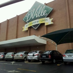 Photo taken at D'Ville Supermercados by Silviovb P. on 1/10/2012