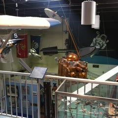 Photo taken at Aviation Hall Of Fame & Museum Of New Jersey by Eric H. on 1/8/2012
